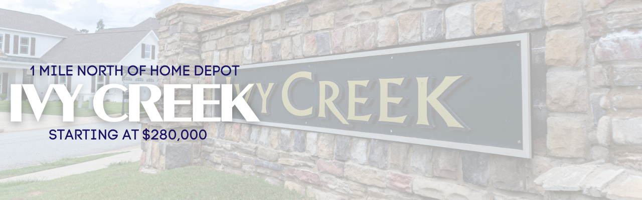 Ivy Creek Header
